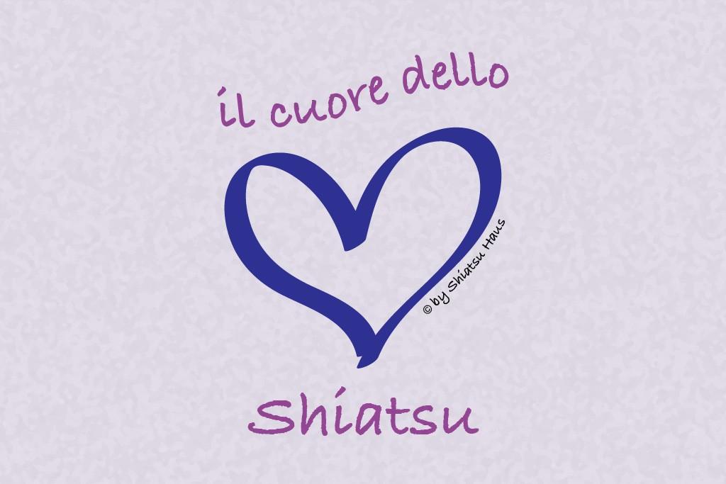 logo il cuore dello shiatsu by Shiat Haus di Udine