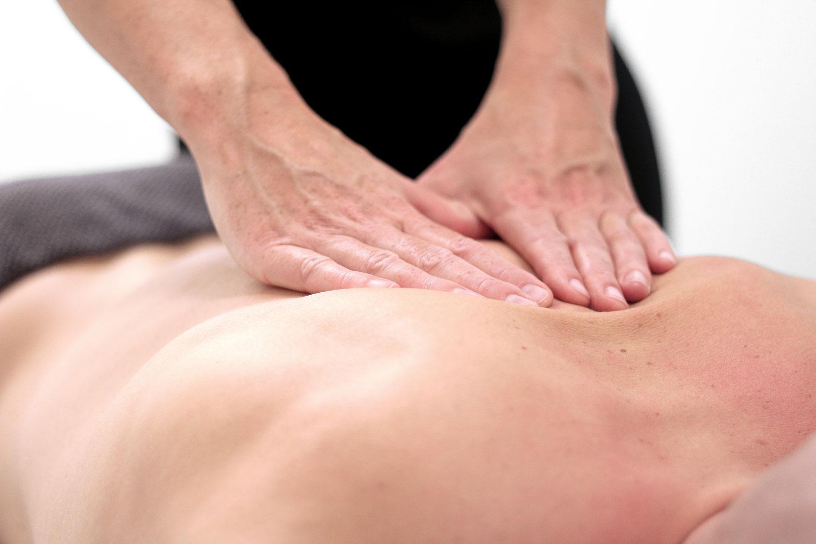 Massaggio Vertebrale Metodo Breuss